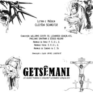 Getsêmani – Grade e Partes
